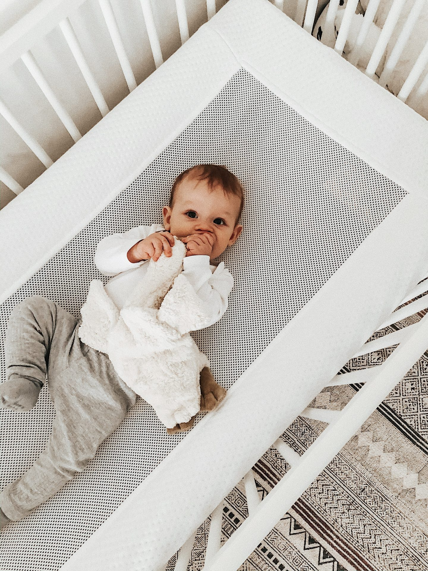 LullaMe Solina – Self-Rocking Baby Mattress