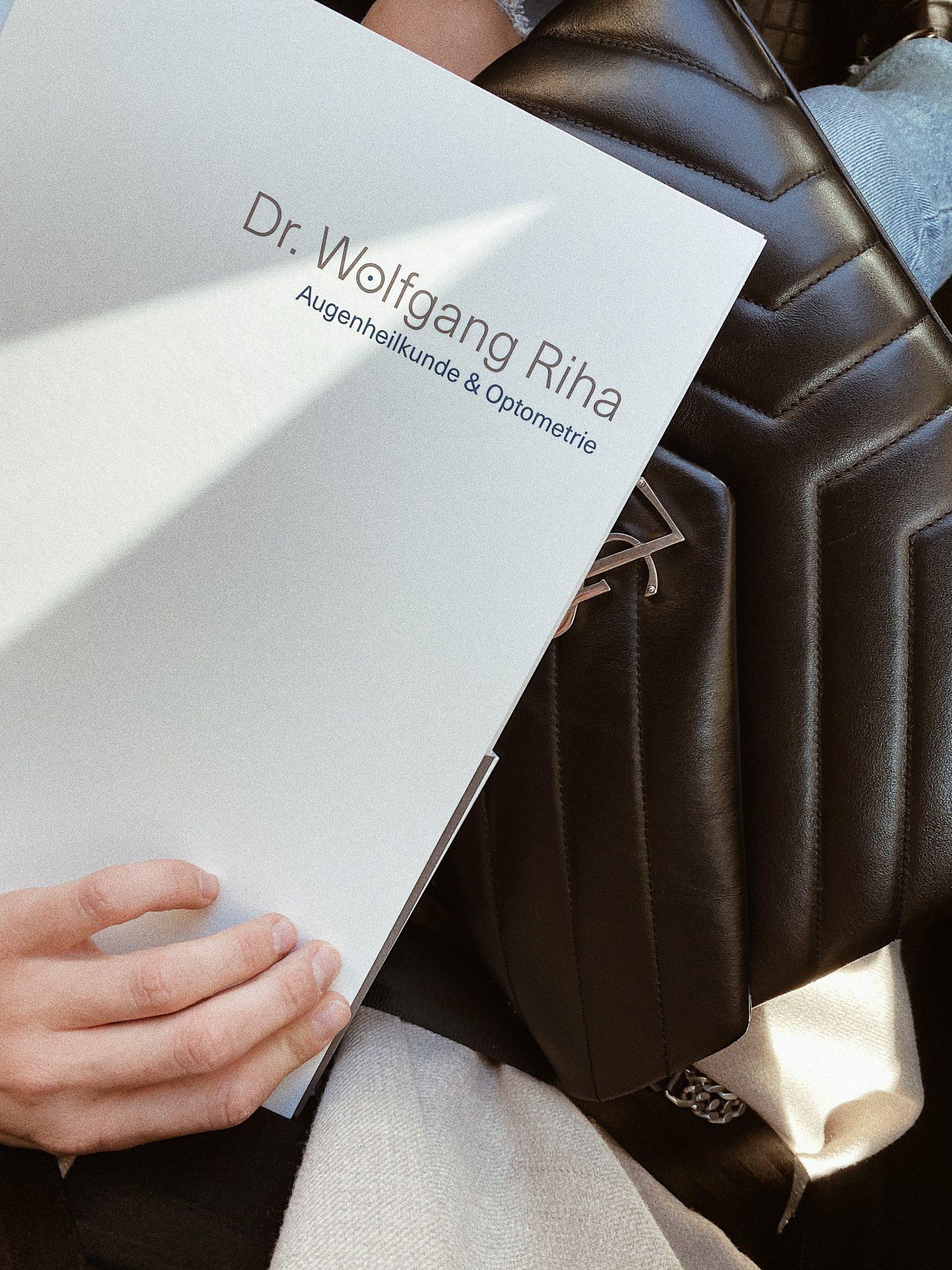 Carina Köberl bei Dr. Riha